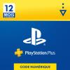 Playstation Plus 12 mois Maroc
