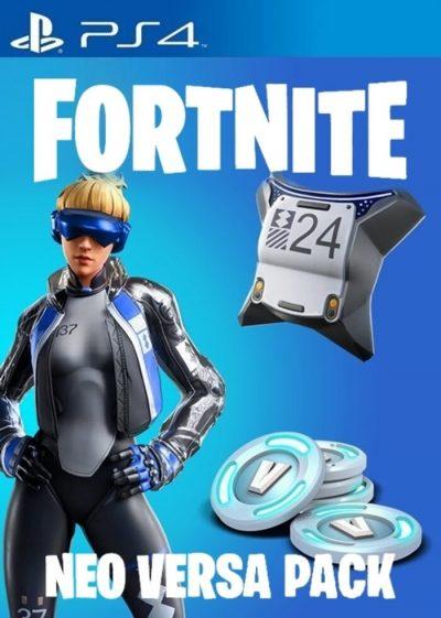 Fortnite Versa Pack + 2000 V Bucks