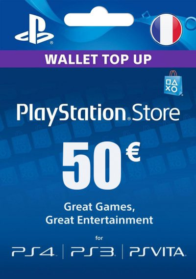 carte psn playstation 50 euro france au maroc