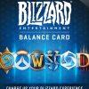 Carte Blizzard 50$ Maroc