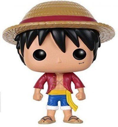 Figorine Funko POP Anime - One Piece Luffy Action Figure