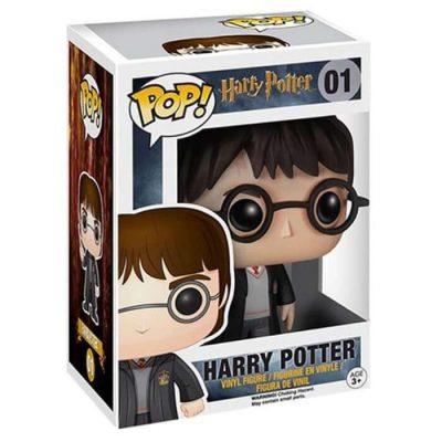 Figurine Funko POP Harry Potter Maroc