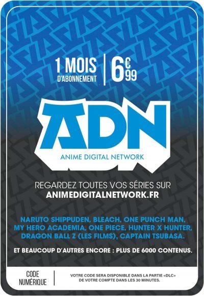 ADN Maroc Anime Digital Network