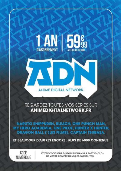 ADN Maroc 12 mois Anime Digital Network