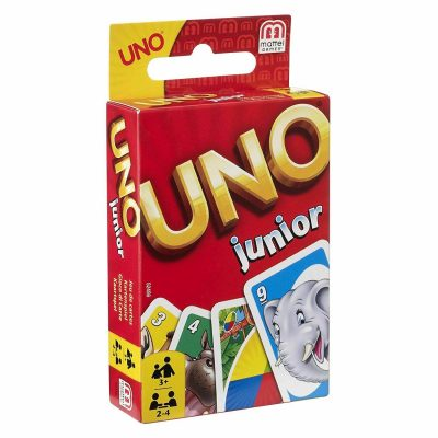 carte uno display junior