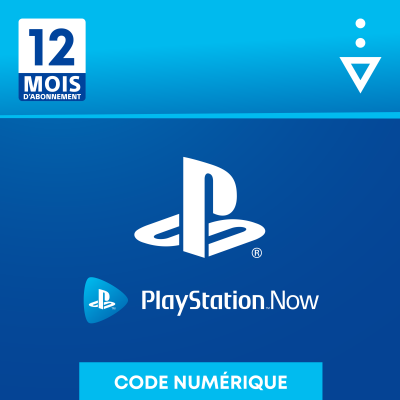 Carte Playstation Now 12 mois Maroc