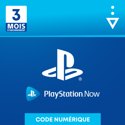 Carte Playstation Now 3 mois Maroc