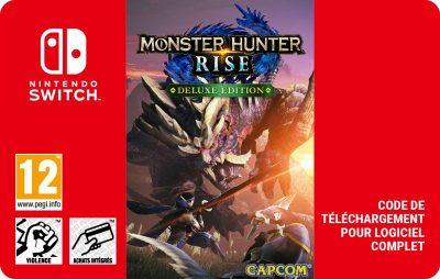 Monster Hunter Rise - Deluxe Edition