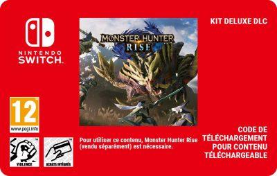 Monster Hunter Rise Deluxe Kit