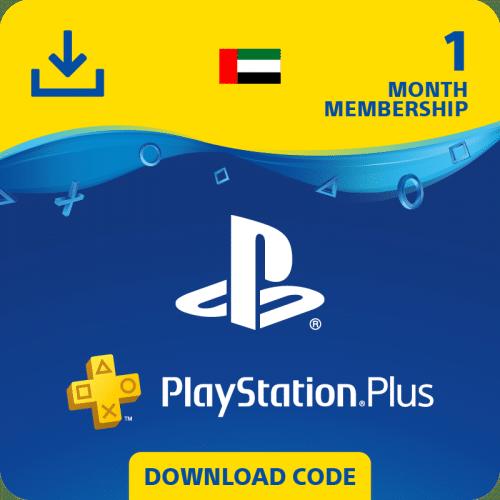 carte ps plus 1 mois united arab emirates